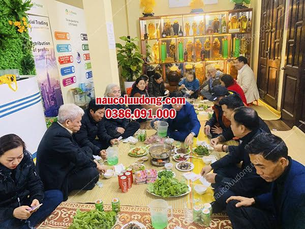 Đặt Cỗ Tại Nhà Ở Thanh Xuân 0386091000
