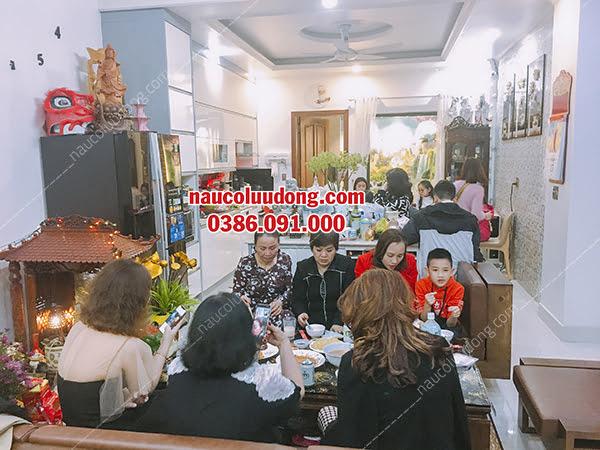 Dịch Vụ Nấu Cỗ Tại Nhà Hà Nội Theo Yêu Cầu 0386091000