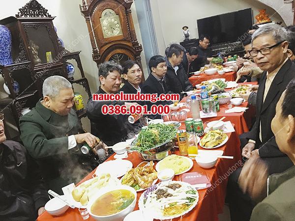 Đặt Tiệc Mừng Thọ Ở Hà Đông 0386091000