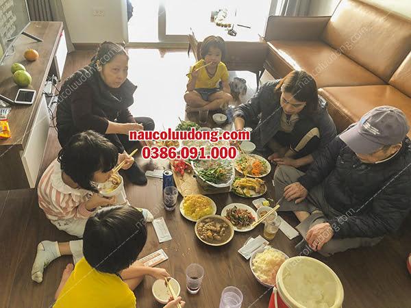 Đặt Nấu Cỗ Tại Nhà Ở Nguyễn Tuân Thanh Xuân 0386091000