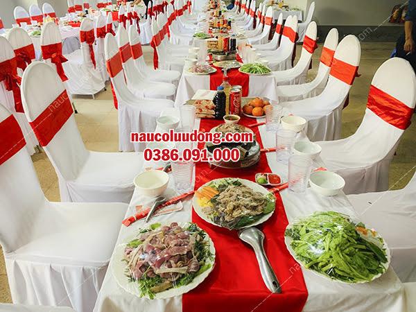 Dịch Vụ Nấu Cỗ Tại Nhà Ở Thanh Trì 0386091000