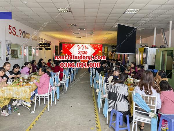 Đặt Nấu Cỗ Tại Nhà Ở Long Biên 0386091000