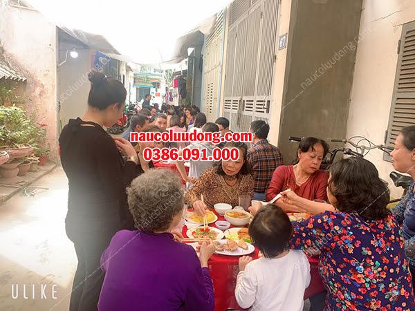 Dịch Vụ Nấu Cỗ Tại Nhà Ở Phú Lương Hà Đông 0386091000