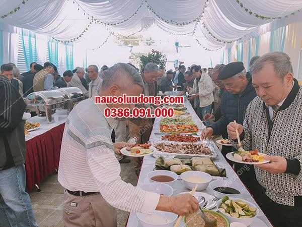 Dịch vụ nấu cỗ tại nhà ở Trung Văn Nam Từ Liêm 0386091000