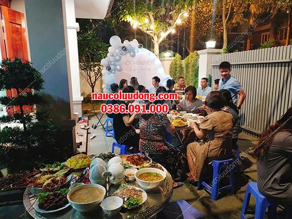 Dịch Vụ Nấu Cỗ Thuê Ở Mê Linh 0386091000