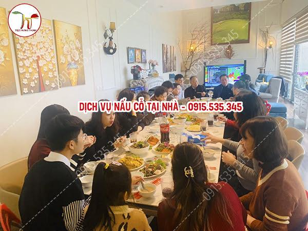 Đặt Cỗ Tại Nhà Ở Nguyễn Cơ Thạch Mỹ Đình 0386091000