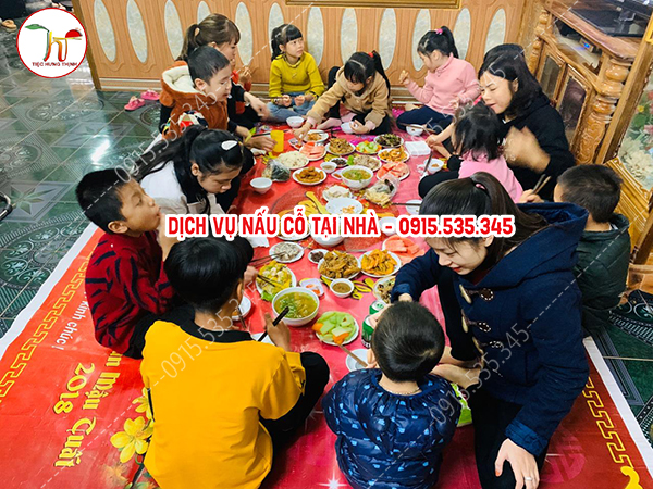 Dịch vụ nấu cỗ tại nhà ở Tây Mỗ Nam Từ Liêm 0386091000