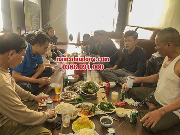 Dịch vụ nấu cỗ tại nhà ở Cầu Diễn Nam Từ Liêm 0386091000