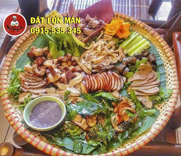 Quán lợn mán ở Thanh Xuân 0915535345