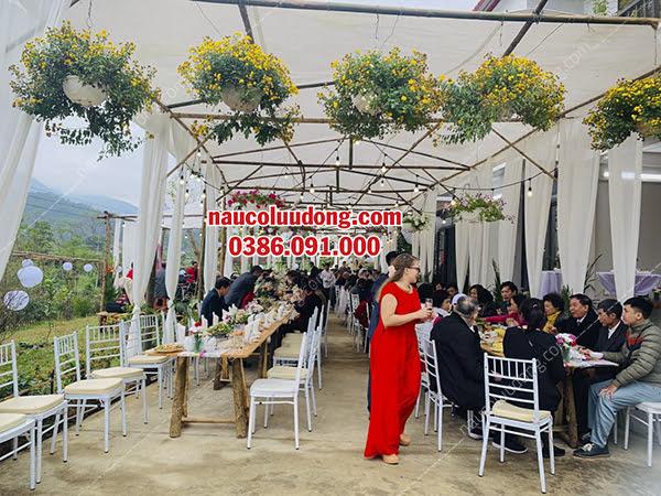 Dịch Vụ Nấu Cỗ Thuê Ở Thanh Oai 0386091000