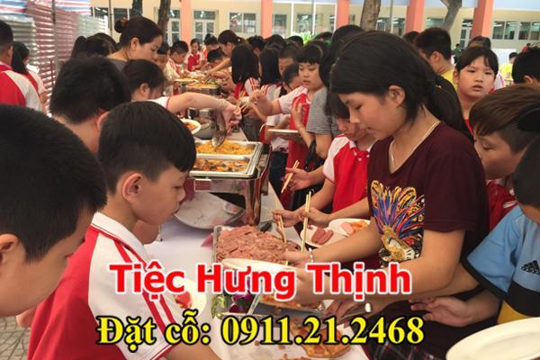 Đặt Tiệc Buffet mùng 1/6 Ở Hà Nội 0386091000