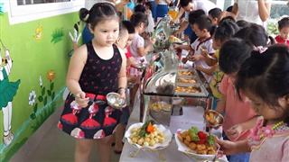 Đặt Tiệc Buffet Cho Học Sinh Tại Hà Nội 0386091000