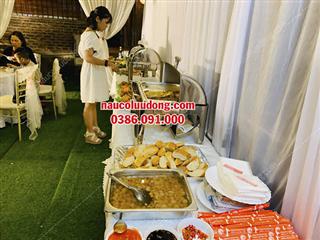 Đặt Tiệc Buffet Tại Công Ty Ở Hà Nội 0386091000