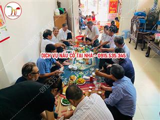 Nấu Cỗ Tại Nhà Ở Chung Cư Discovery Cầu Giấy 0386091000