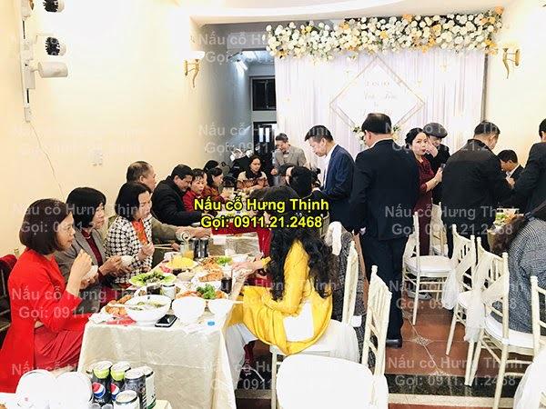Đặt cỗ tại nhà ở Tô Ngọc Vân 0911212468