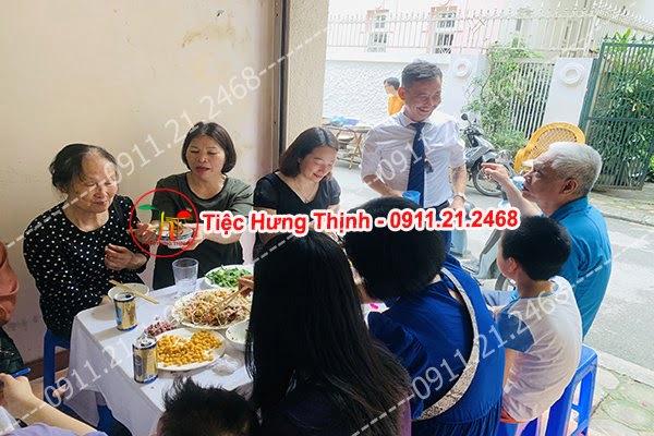 Đặt cỗ tại nhà ở Nguyễn Trung Trực 0911212468