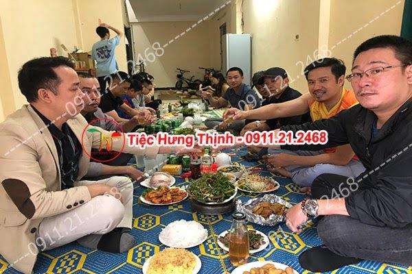 Đặt cỗ tại nhà ở Khương Thượng 0911212468