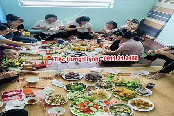 Đặt cỗ tại nhà ở Phạm Đình Hổ 0911212468