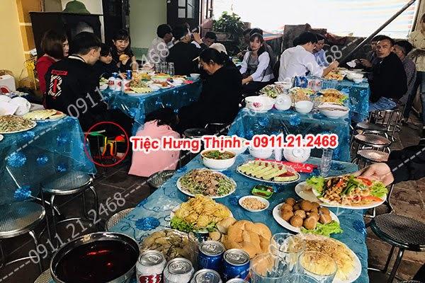 Dịch vụ nấu cỗ tại nhà ở Hoàng Ngân 0911212468