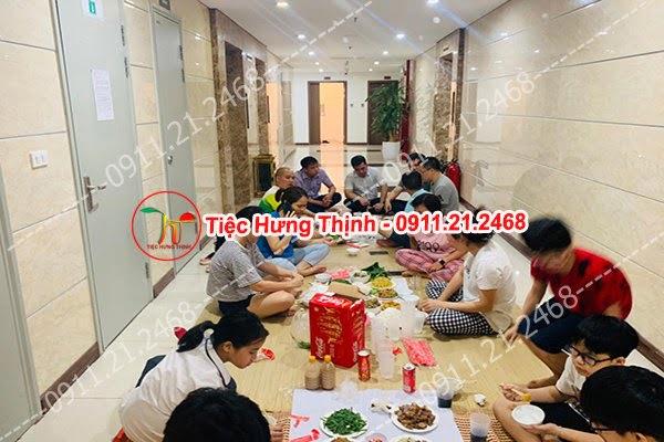 Đặt cỗ tại nhà ở Hoàng Sâm 0911212468