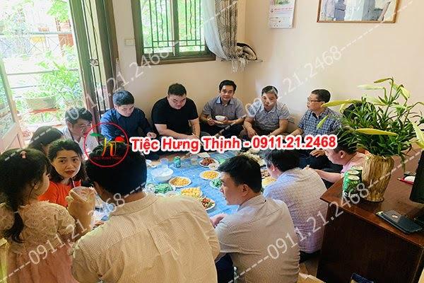 Nấu cỗ tại nhà ở Hoàng Đạo Thúy 0911212468