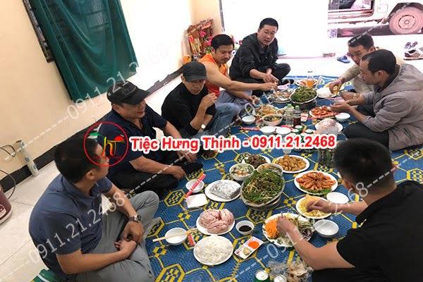 Nấu cỗ tại nhà ở Chùa Hà 0911212468