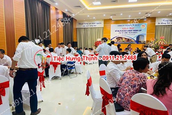 Dịch vụ nấu cỗ tại nhà ở Hoa Bằng 0911212468