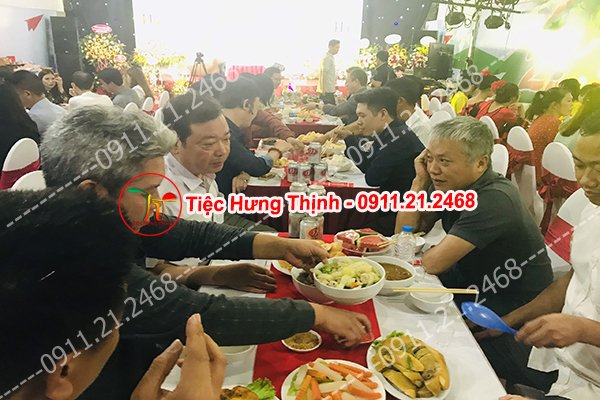 Nấu cỗ tại nhà ở Bà Triệu 0911212468