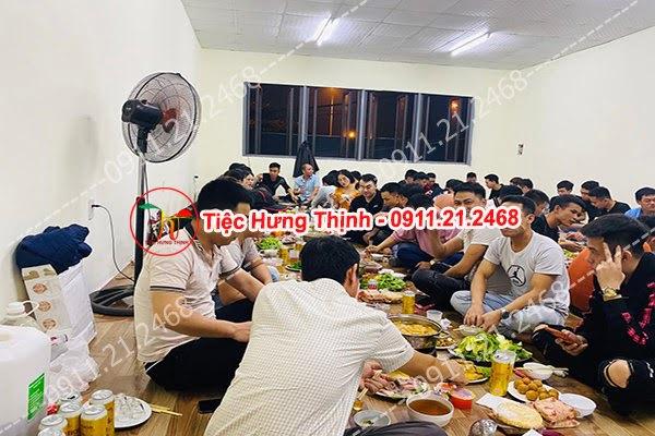 Nấu cỗ tại nhà  ở Cự Khối 0911212468