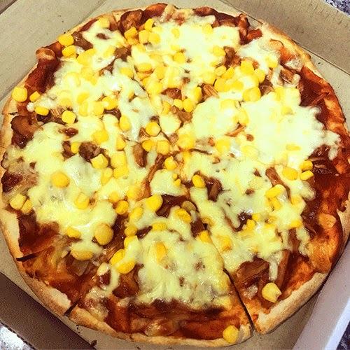 Cách làm pizza bò ngon bá cháy