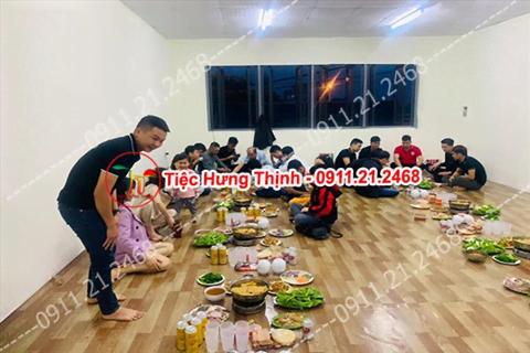 Đặt cỗ tại nhà ở Yên Viên 0911212468