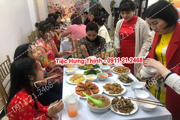 Đặt cỗ ở Thượng Thanh 0911212468