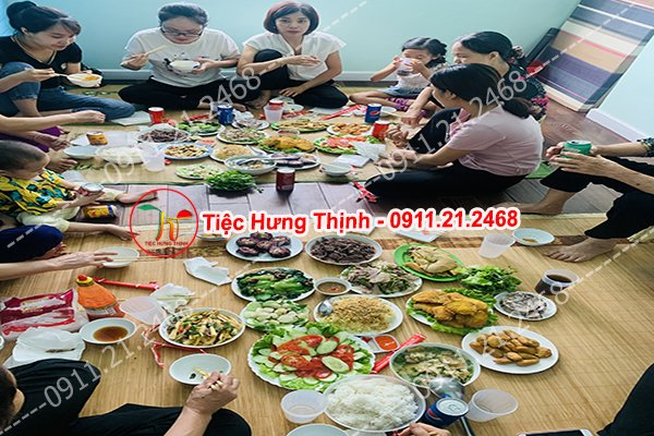 Đặt cỗ tại nhà ở Thanh Niên 0386091000