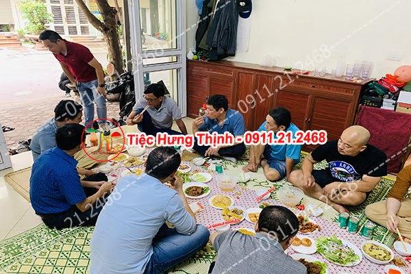 Đặt cỗ tại nhà ở Phú Thượng 0911212468