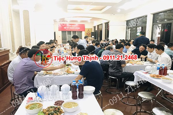Đặt cỗ tại nhà ở Nguyễn Trường Tộ 0386091000