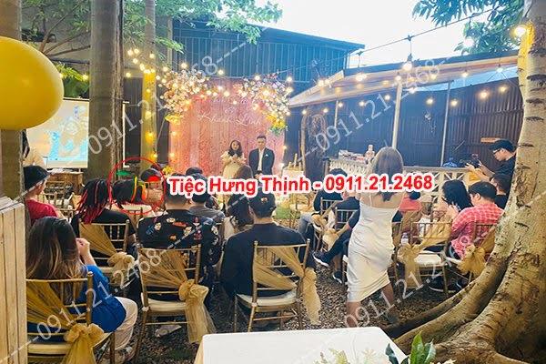 Đặt cỗ tại nhà ở Tô Vĩnh Diện 0386091000