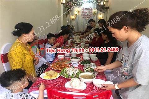 Nấu cỗ tại nhà ở Nguyễn An Ninh 0386091000