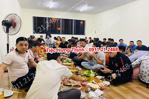 Nấu cỗ ở Phạm Huy Thông 0386091000