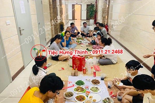 Nấu cỗ tại nhà ở Nguyễn Hữu Thọ 0386091000