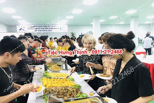 Nấu cỗ tại nhà ở Nguyễn Cảnh Chân 0386091000