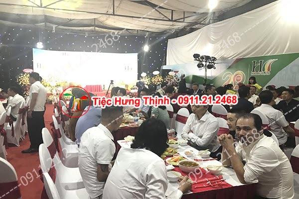 Đặt cỗ tại nhà ở Hà Trung 0386091000