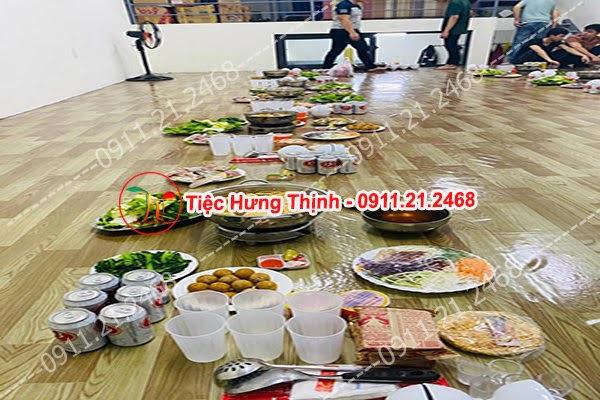 Nấu cỗ ở Thái Phiên 0386091000