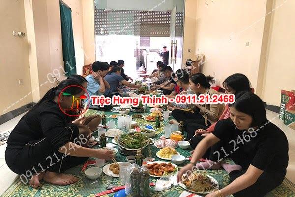 Nấu cỗ ở Chùa Quỳnh 0386091000