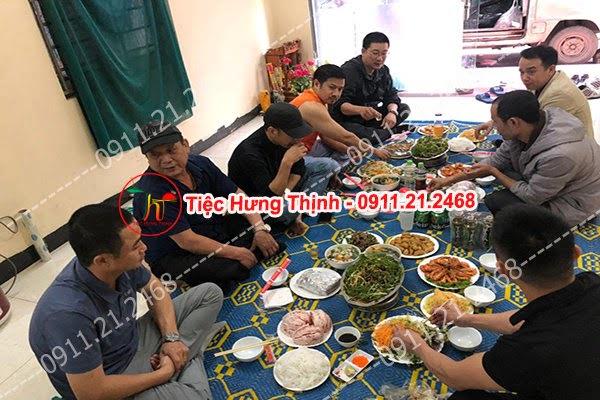 Nấu cỗ tại nhà ở Hoàng Tích Trí 0386091000
