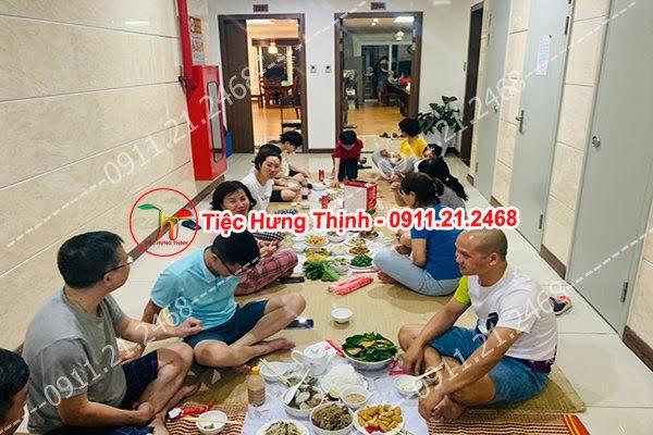 Đặt cỗ tại nhà ở Nguyễn Biểu 0386091000