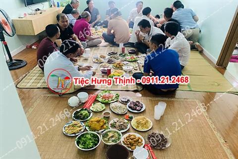 Nấu cỗ tại nhà ở Trung Văn 0386091000